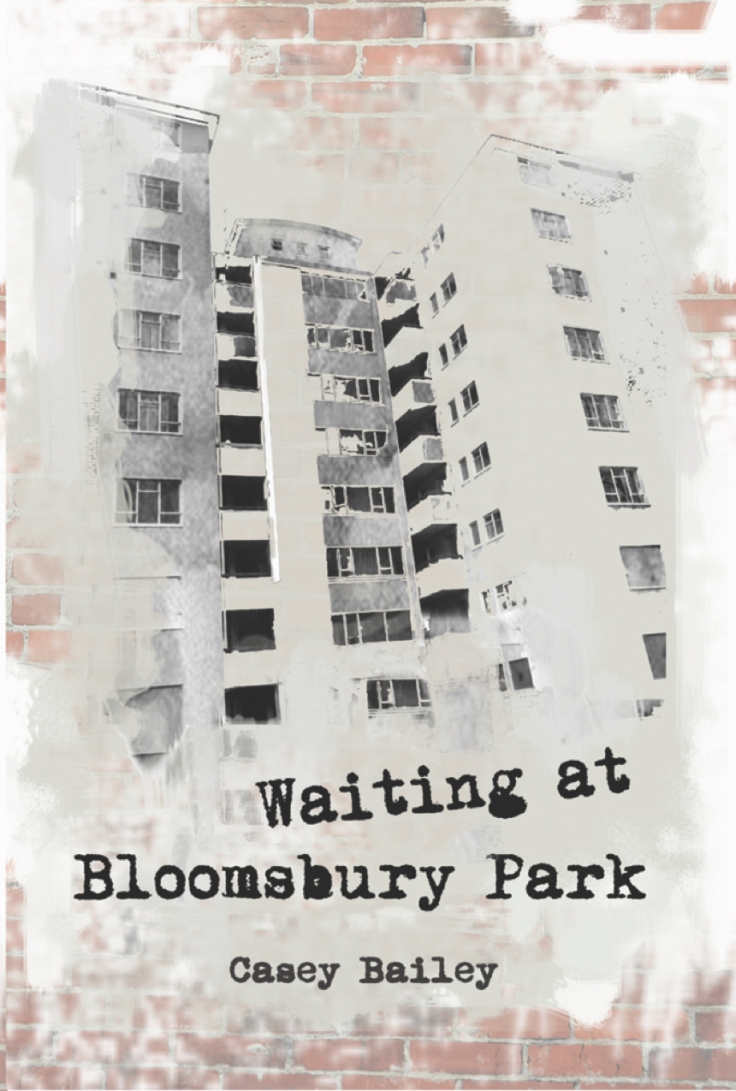 Waiting at Bloomsbury Park Front cover